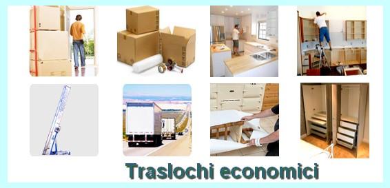 Traslochi economici Torino